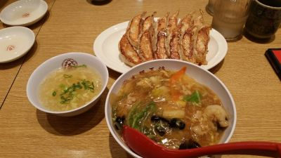 大坂王将 那覇メインプレス店