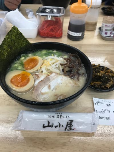 九州筑豊ラーメン山小屋創業店