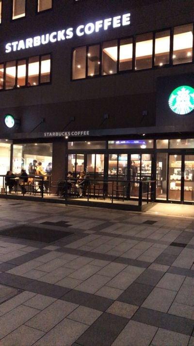 starbucks 錦糸町テルミナ2店