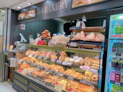 A-1BAKERY JR大阪店
