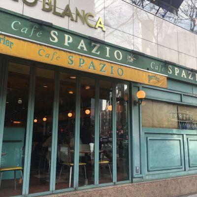 Cafe SPAZIO 池袋店