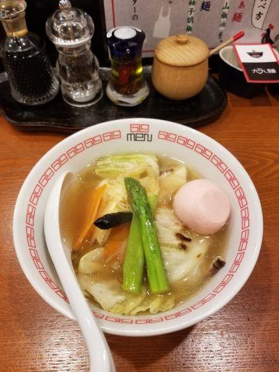 六九麺の口コミ