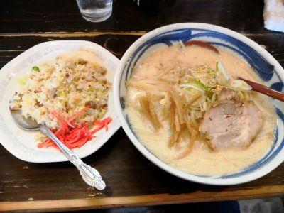 麺楽 本店