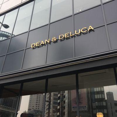DEAN&DELUCA CAFE ディーンアンドデルーカカフェ 青山店