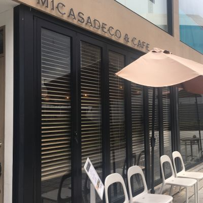 MIKASADECO&CAFE OSAKA ミカサデコカフェなんば店