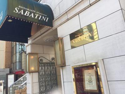 リストランテ サバティーニ