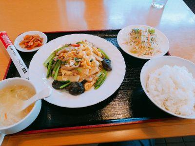 中華料理 華や