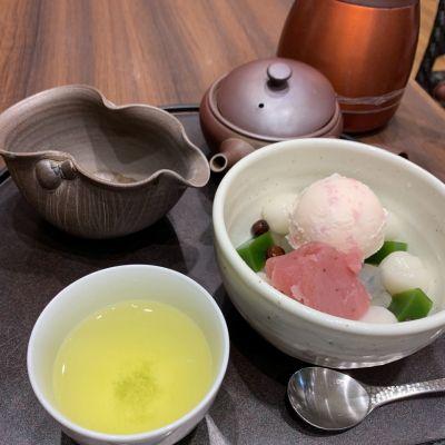 日本茶カフェ 一葉