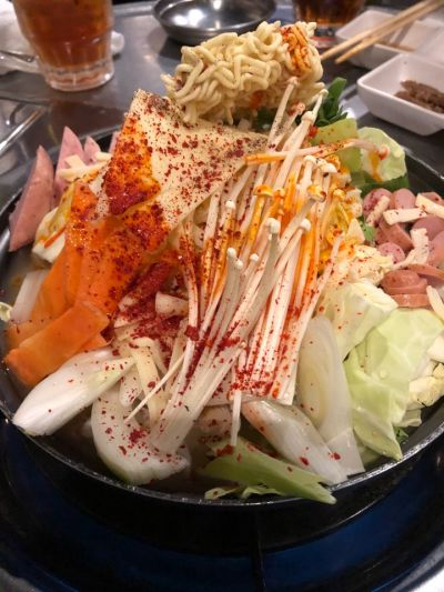 韓国料理 サムギョプサル どやじ