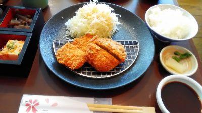薩摩茶美豚とんかつ花LINOAS 八尾店