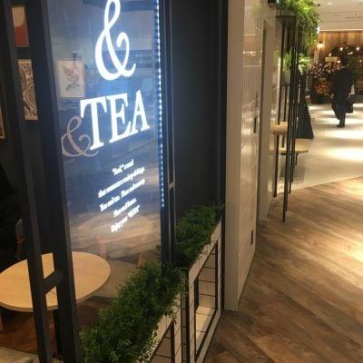 TULLY'S COFFEE&TEA グランフロント大阪南館店