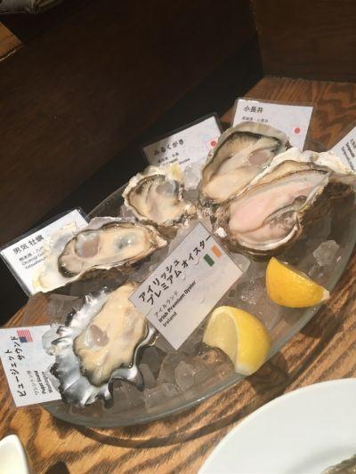 オストレア 銀座コリドー通り店(Ostrea)