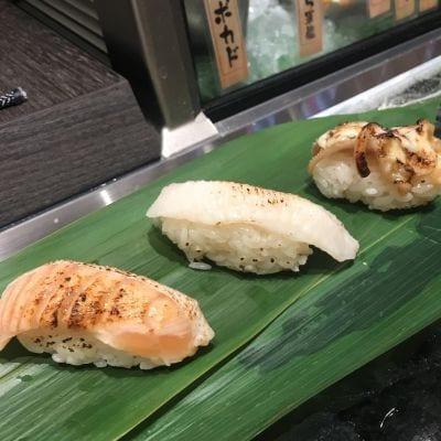 寿司 魚がし日本一 グランフロント大阪店