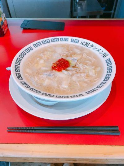 岐阜タンメン 小牧店の口コミ