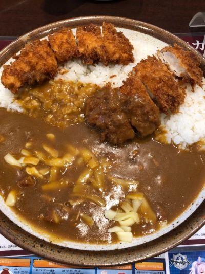 CoCo壱番屋 久万ノ台店