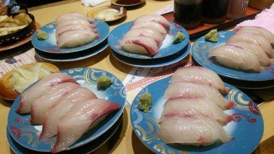 回転寿司 天天丸 谷町店