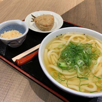 因幡うどん 福岡空港店