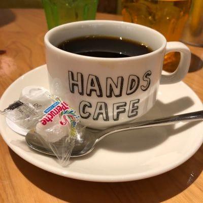 ハンズカフェ 那覇メインプレイス店