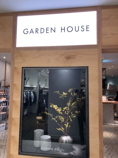 GARDEN HOUSE Shinjulu