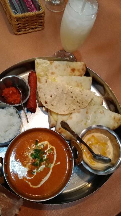 インド料理 PUJA 葛本店