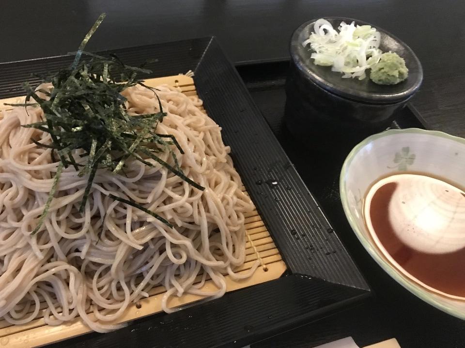 江ノ電長谷駅 お蕎麦とお団子の『鎌倉季草庵』の口コミ