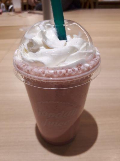 gooday juice 上野マルイ店