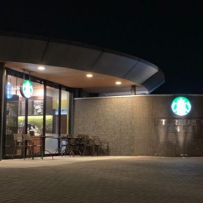 スターバックスコーヒー三木サービスエリア下り店の口コミ