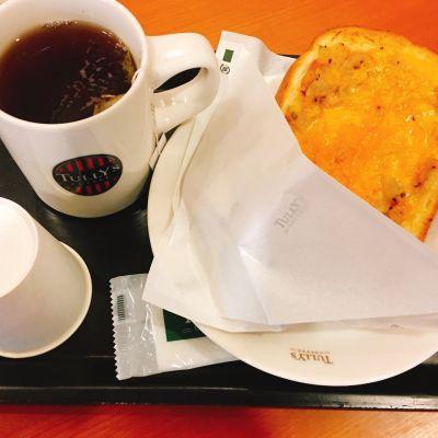 タリーズコーヒーアトレ川崎店