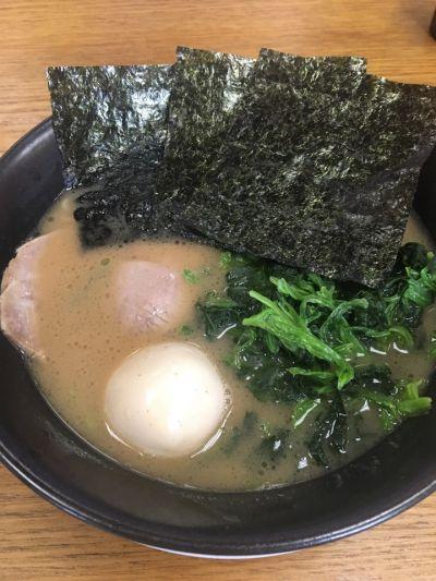 横浜ラーメン 奥村家