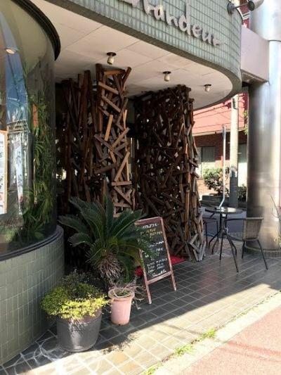 カフェ サウサリート