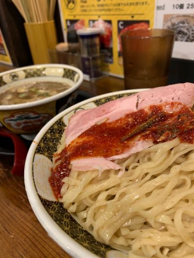 すごい煮干しラーメン凪 渋谷東口店