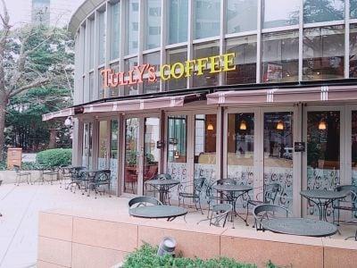 タリーズ コーヒー 神保町三井ビルディング店