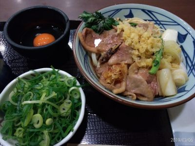 丸亀製麺 名古屋スパイラルタワーズ店の口コミ