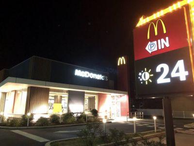 マクドナルド 208大川店