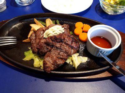 ステーキ ベルマルシェ 新虎通り店 (Steak Belle Marche)