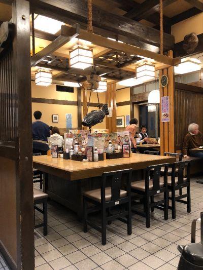 和食麺処サガミ 松原店の口コミ