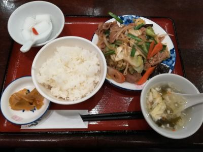 東方飯店 田町駅前店