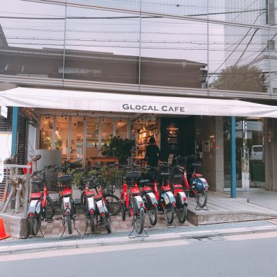 GLOCAL CAFE 外苑前