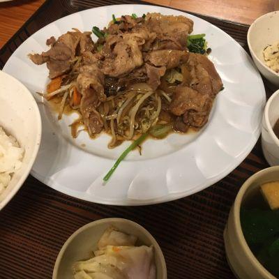 琉球料理名護曲