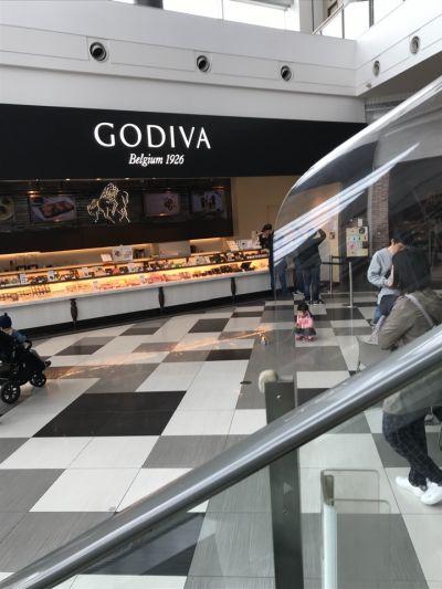 GODlVA イオンモール堺北花田店