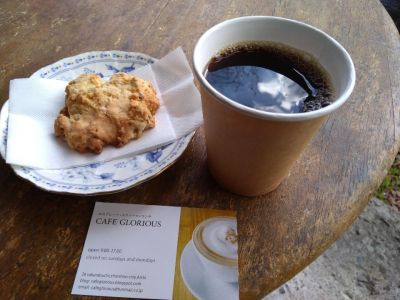 CAFE GLORIOUSの口コミ