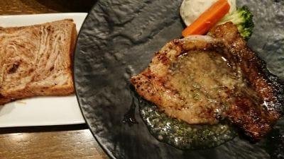 窯焼きビーフと窯焼きピッツァ BIST Kitchen  茶屋町店