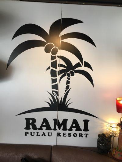 RAMAI pulau resort