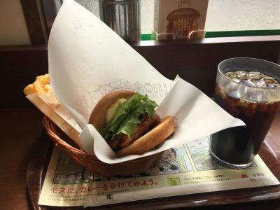 モスバーガー 大津美崎町店