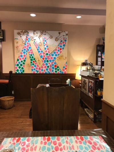 cafe giraffe