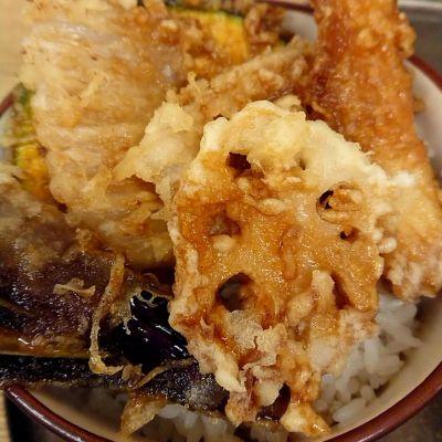 串天ぷら 十彩の口コミ