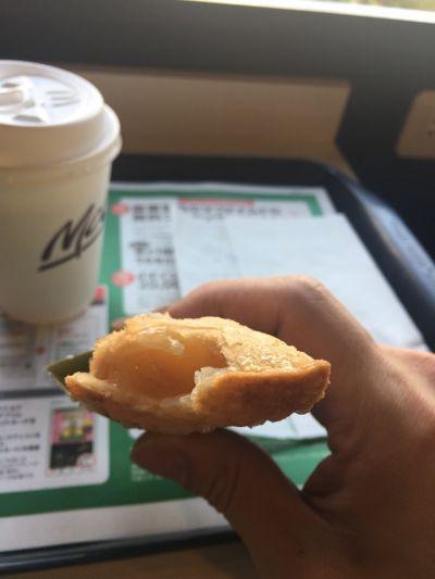 マクドナルド JR京都八条口店の口コミ