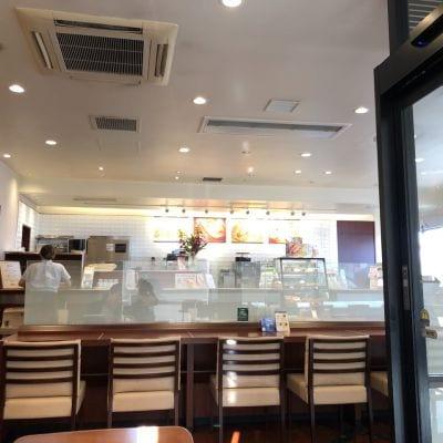 ドトールコーヒー 角田石油店