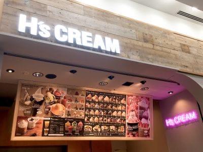 H's CREAM(エイチズクリーム) 阪急西宮ガーデンズ店の口コミ