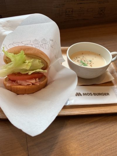 MOSCAFEモスカフェ阪急大井町店